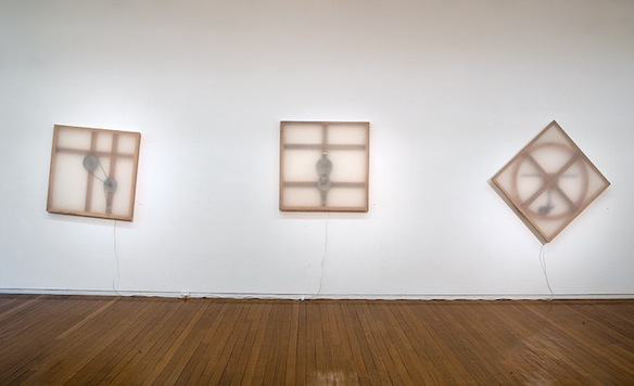 Simeon, Katie, and Jesse, 2009 Installation view Roslyn Oxley9 Gallery, Sydney Photo: Ivan Buljan