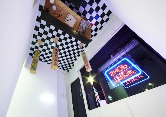Trick Shop, 2009 Mixed media Photo: Alex Reznik
