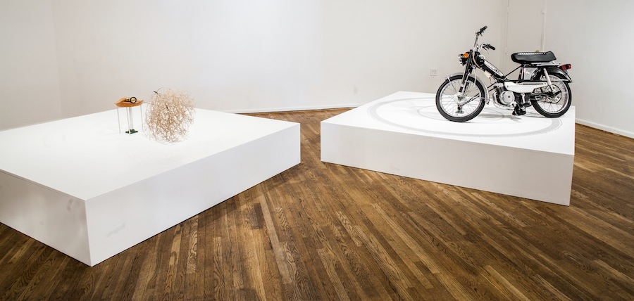 Big Feelings (going nowhere), 2013 Installation view Hillyer Art Space, Washington DC Photo: Jon Malis