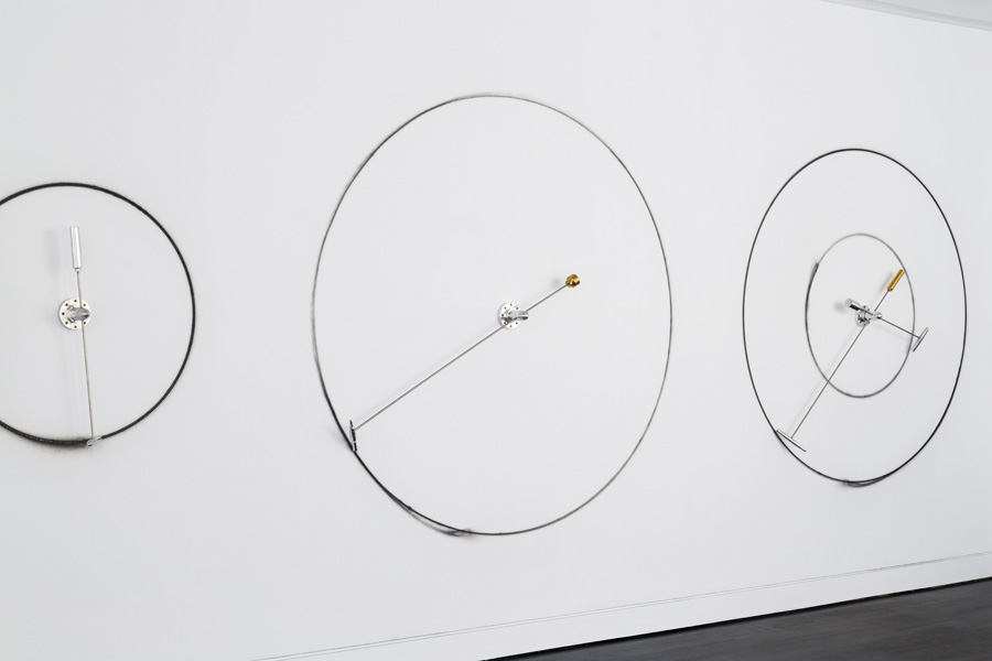 Statics and Dynamics, 2014 Installation view, HEMPHILL Fine Arts, 2014 Photo: Aimee Crouch