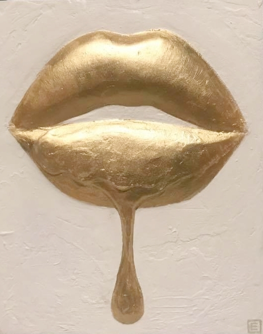 """Gold Lips"""