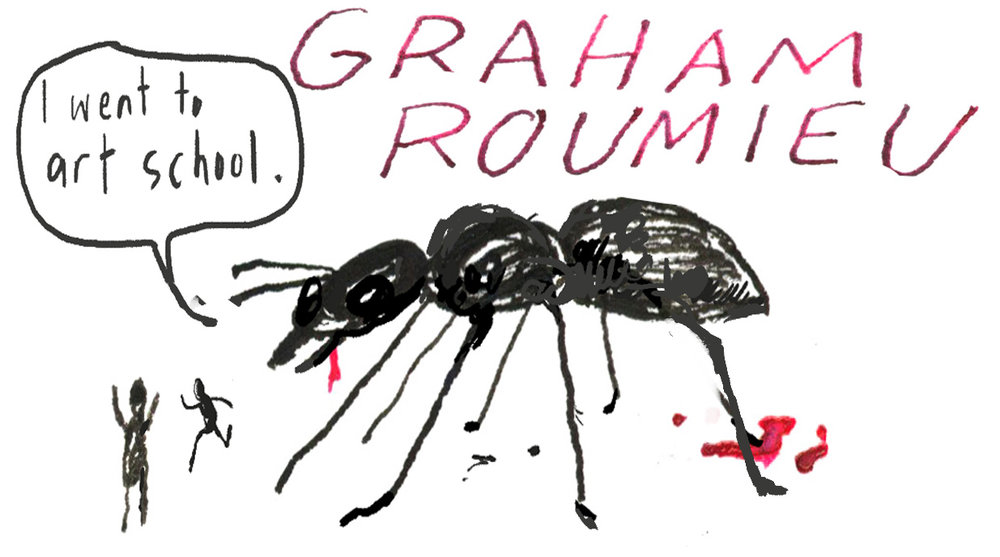 Graham Roumieu