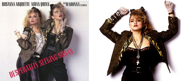 Desperately Seeking Susan Madonna Had Awesome Style In