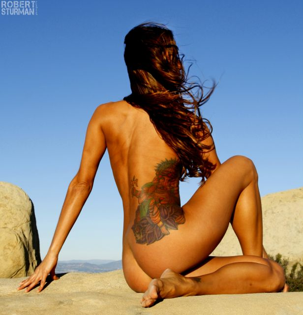 "4) Michelle May: The Malibu Hills — ""The Girl with the Ganesh Tattoo"""