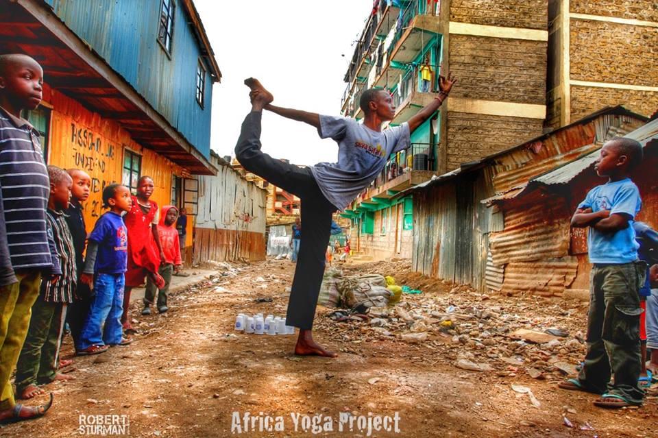 11) Isaac Mukwaya: Huruma, Kenya