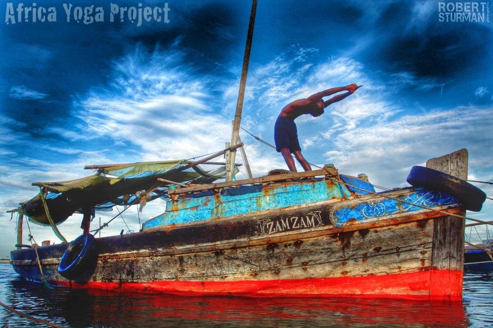 12) Billy Sadia: Lamu Island, Kenya