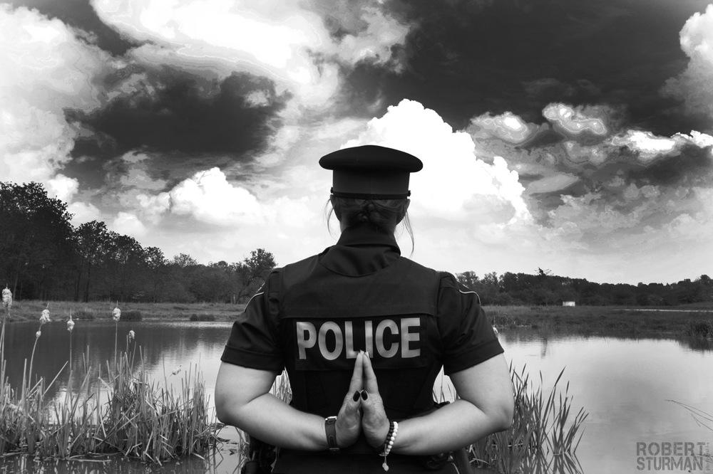43) Officer Brigitte Brousseau: Ontario, Canada