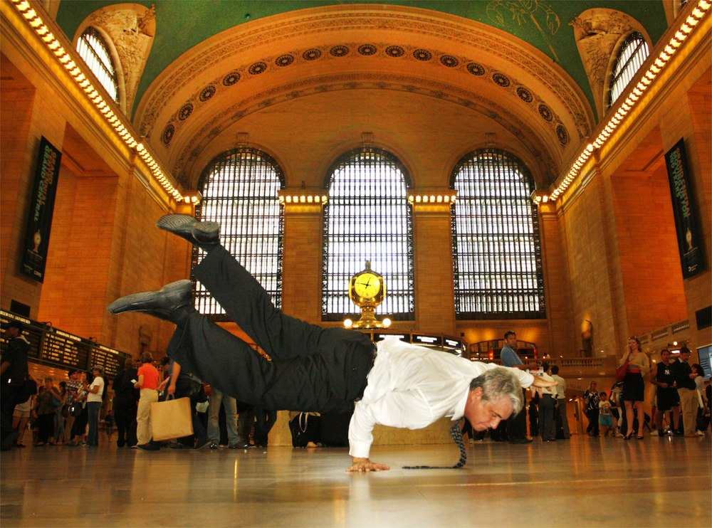 46) Trace Keasler: Grand Central Station, NY