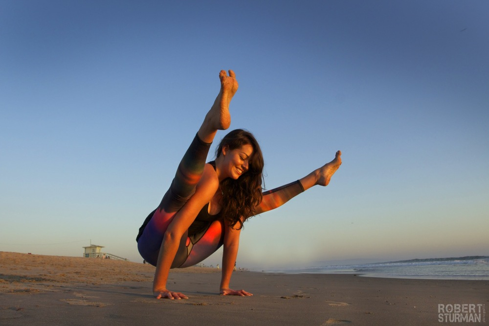 66) Melanie Esteva: Venice Beach, California