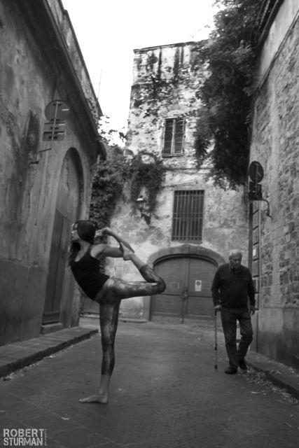 91) Ashika Gogna: Florence, Italy