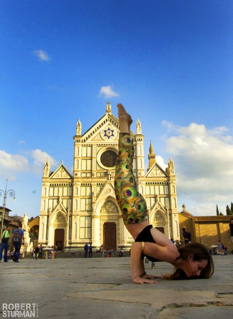 95) Shari Hochberg: Florence, Italy