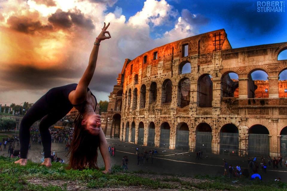 98) Ashika Gogna: Rome, Italy