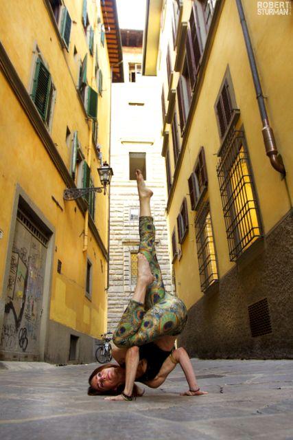 96) Shari Hochberg: Florence, Italy