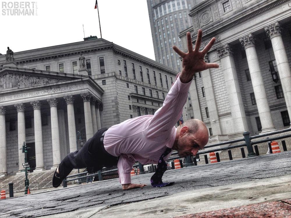 42) Richard Pietromonaco ~ United States Court House, New York