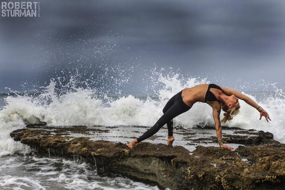 50) Kelli Nicole ~ Swamis Beach: Encinitas, California