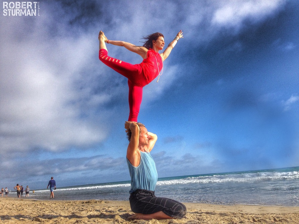 51) Sianna Sherman and Scott Lewicki ~ Venice Beach, California