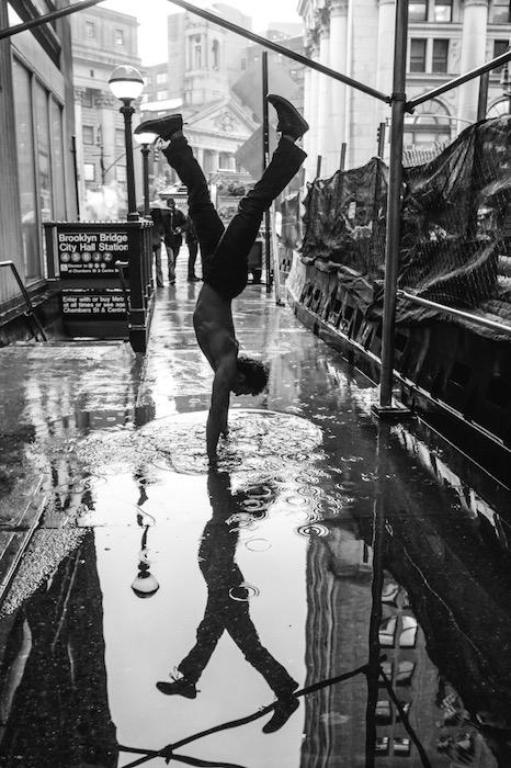 21) Justin Wolfer ~ Downtown New York