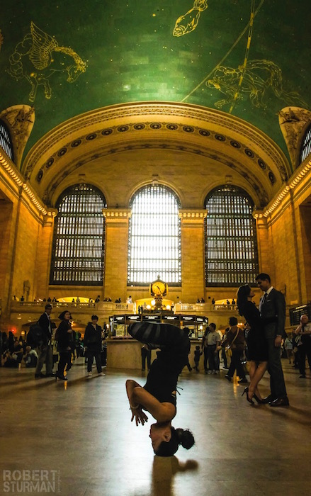 26) Laura Kasperzak ~ Grand Central Station, New York