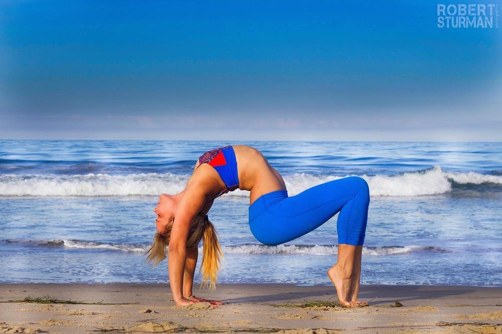 59) Sarah Llewellyn ~ Venice Beach, California