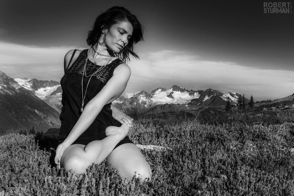 63) Amanda Giacomini ~ Whistler Mountain, Canada