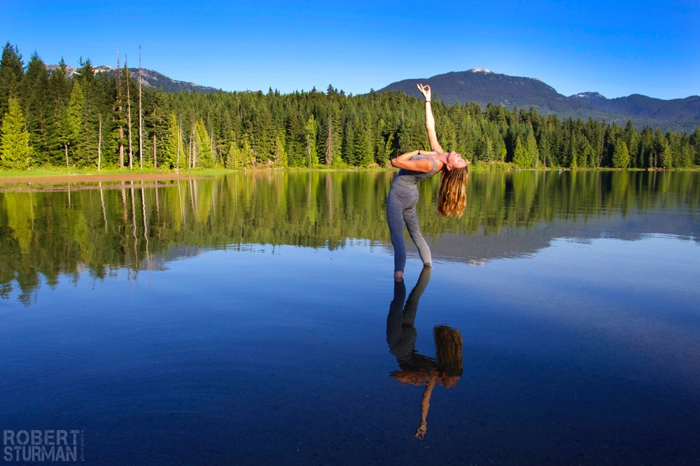 66) Janet Stone ~ Lost Lake: Whistler, Canada