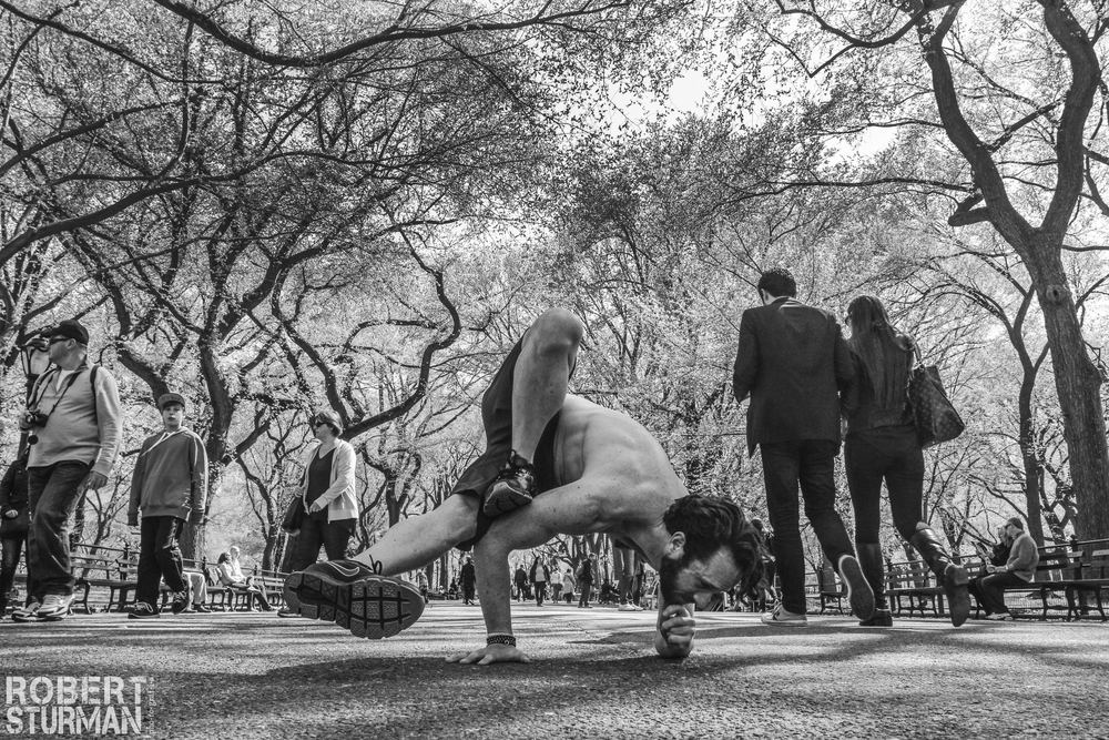 39) Jeffrey Posner ~ Central Park, New York City