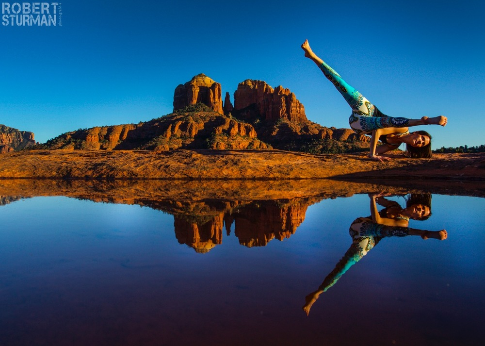 7) Ashika Gogna:Sedona, Arizona
