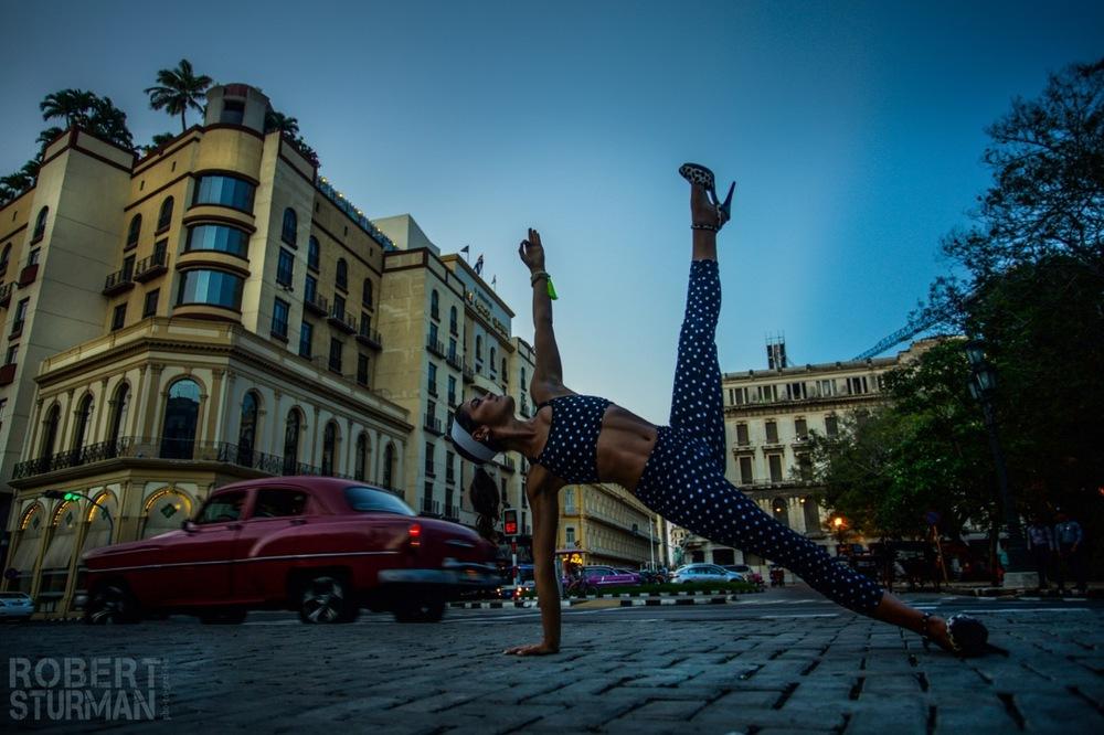 93) Rina Jakubowicz Bajos:Havana, Cuba