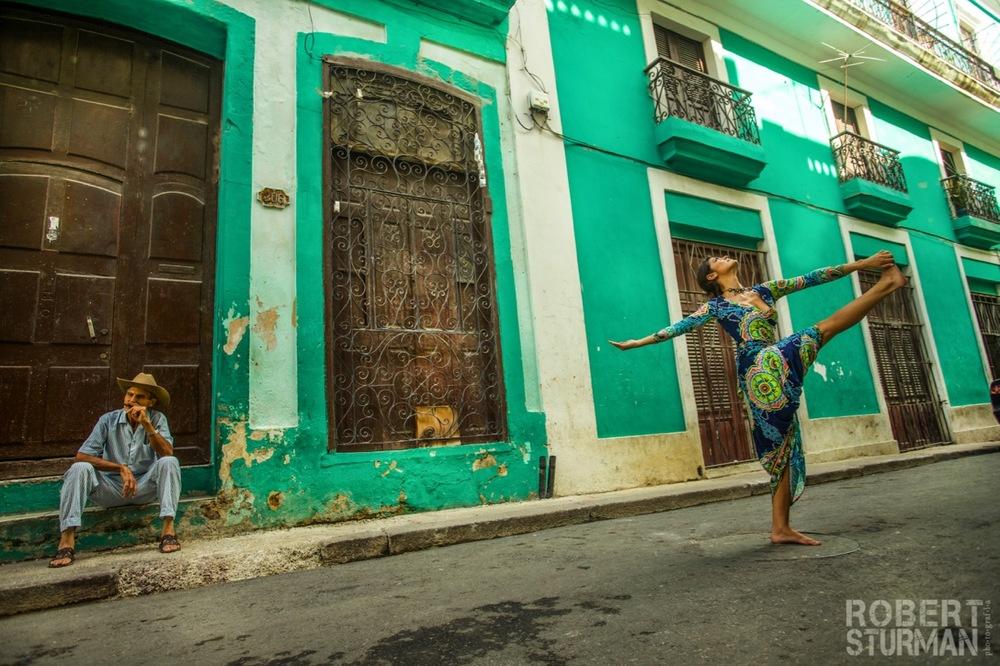 95)Rina Jakubowicz Bajos:Havana, Cuba