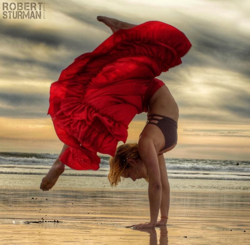 1)Sarah Llewellyn: Venice Beach, California