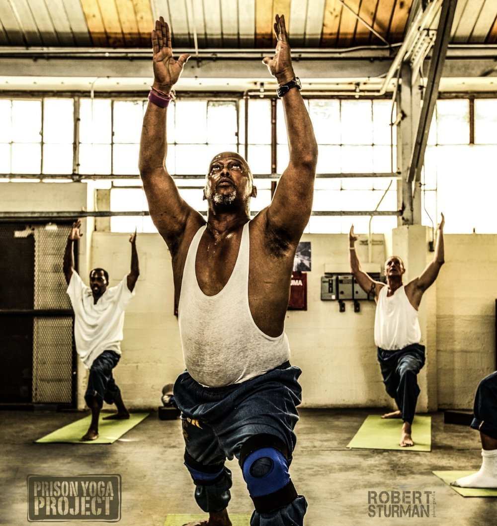 21) San Quentin State Prison: The Prison Yoga Project