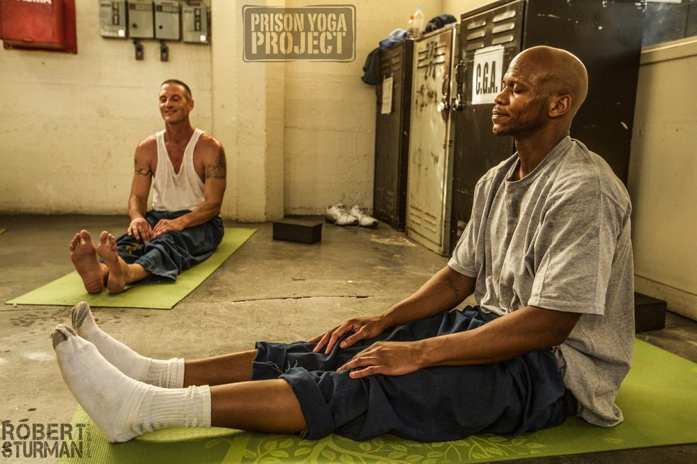 25) San Quentin State Prison: The Prison Yoga Project