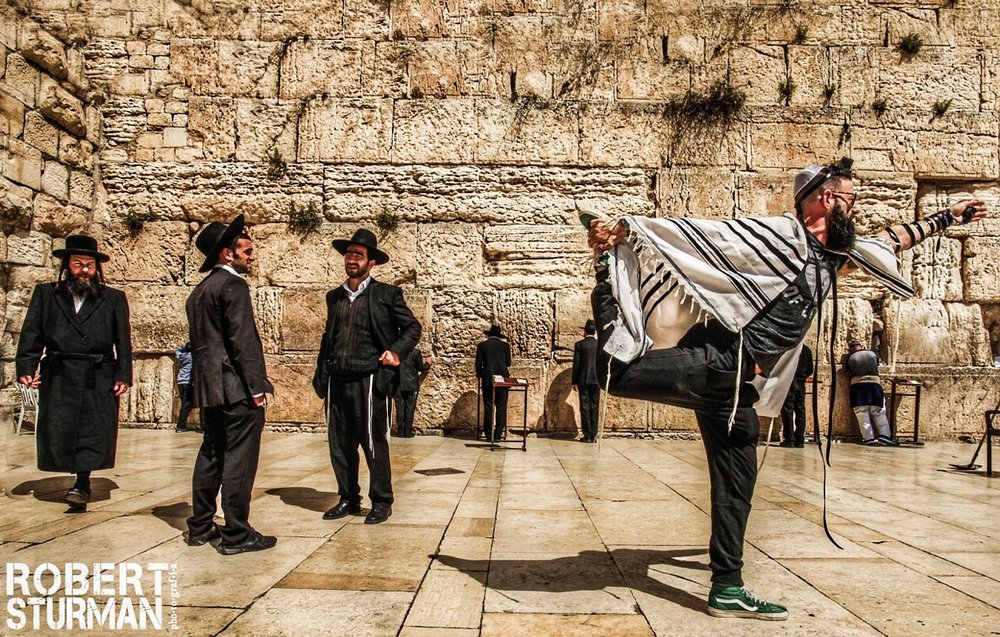 29) Seth Kaufman: The Western Wall ~ Jerusalem, Israel