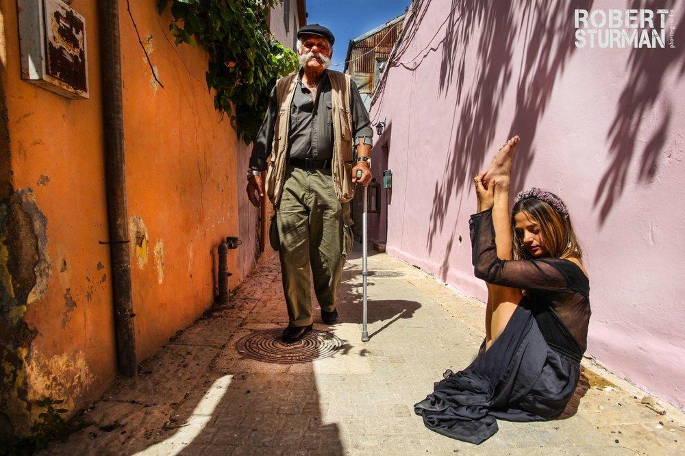 31) Talia Sutra: Jerusalem, Israel
