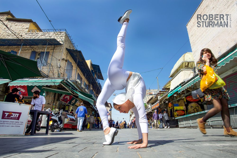 32) Talia Sutra: Jerusalem, Israel