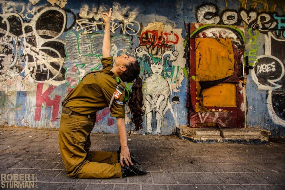 30) Mor Gutwillig: Tal Aviv, Israel