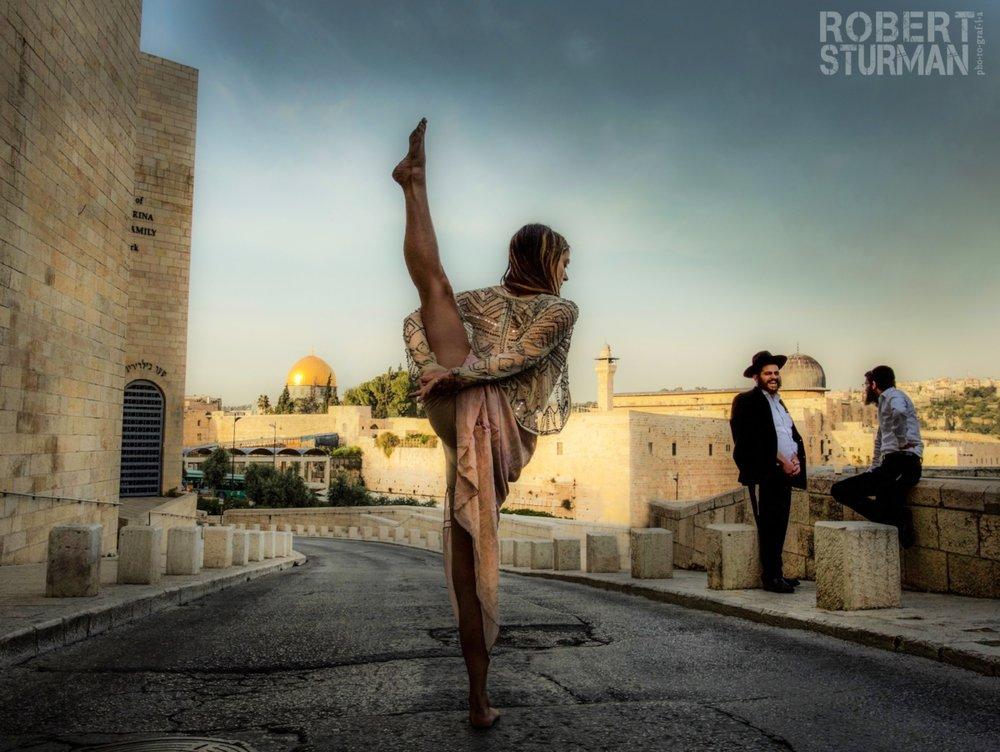 34) Talia Sutra: Jerusalem, Israel