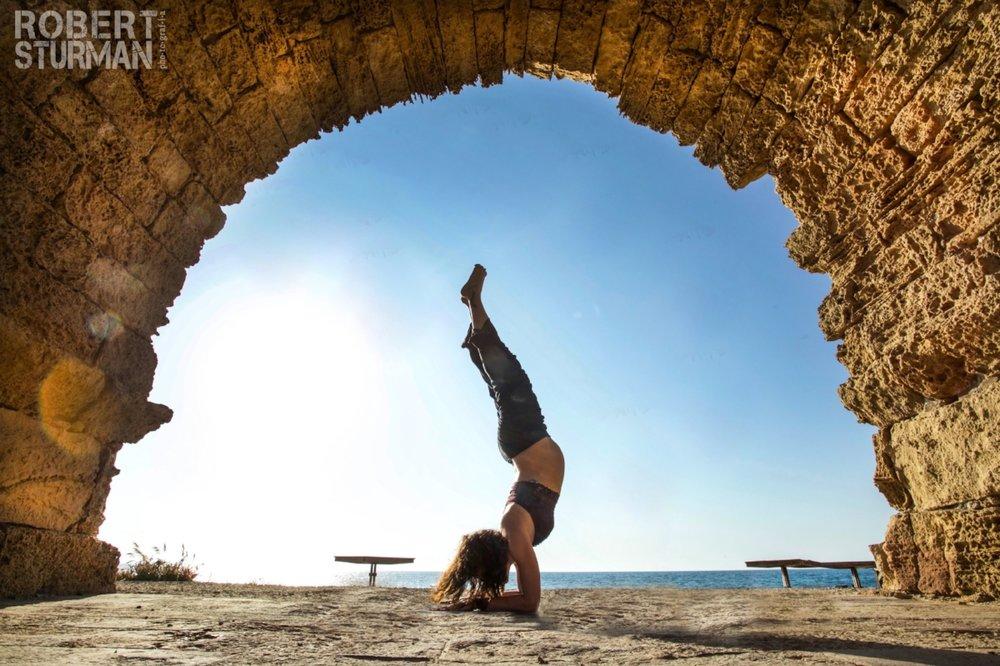35) Shiri Segal:Caesarea, Israel