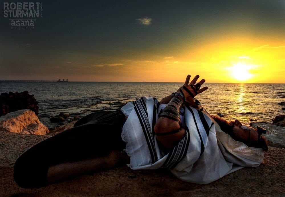 36) Seth Kaufman:Caesarea, Israel