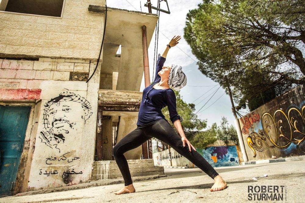 41) Nimala Kharoufeh: Bethlehem, Palestine