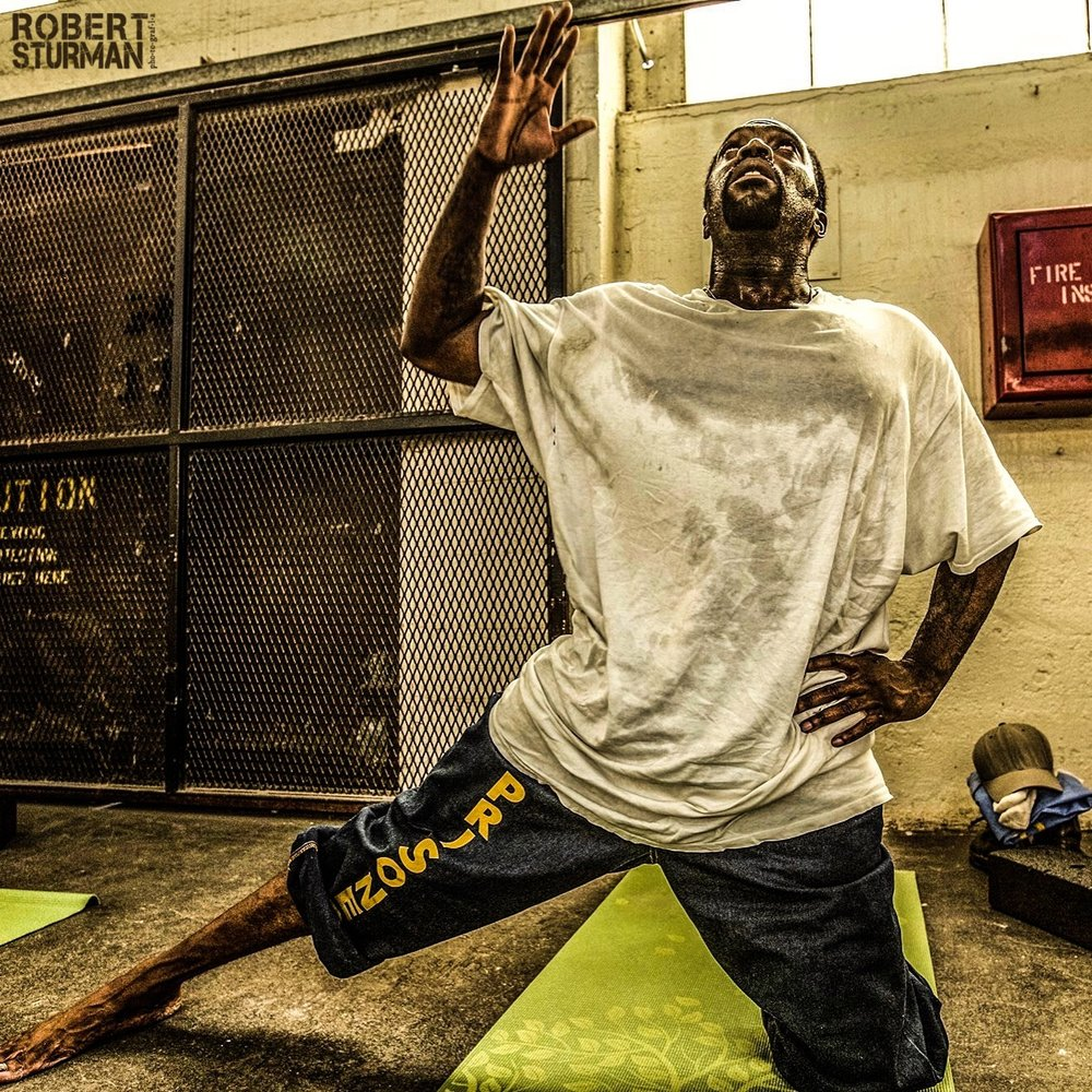 23) San Quentin State Prison: The Prison Yoga Project