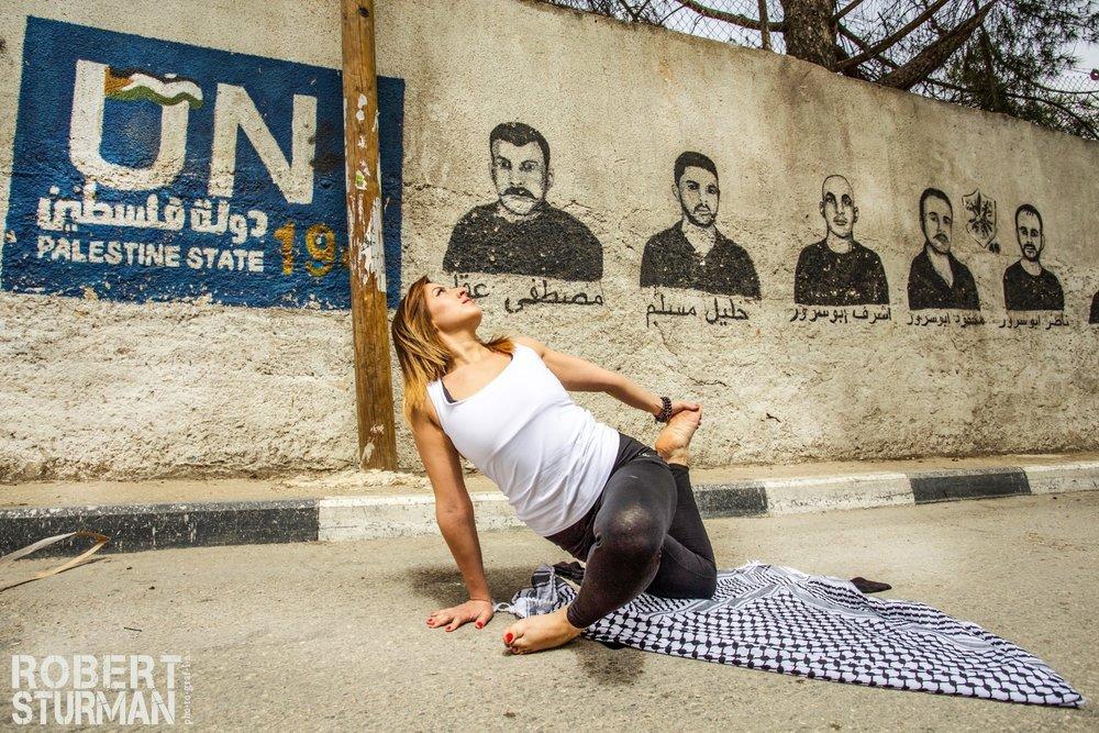 42) Eilda Zaghmout: Bethlehem, Palestine