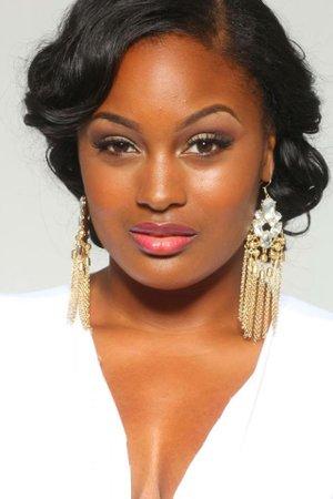 Roneshia Jene Ray  Miss Black America Coed 2015