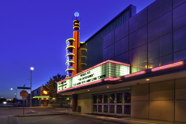The Plaza Theater
