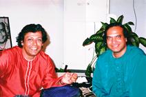 Ustad Habib Khan & Pandit Swapan Chaudhuri