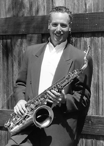 Dann Zinn    Saxophonist