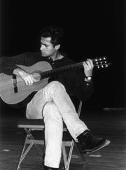 Reza Ilkhani    Acoustic Guitar/ Nevag Artist