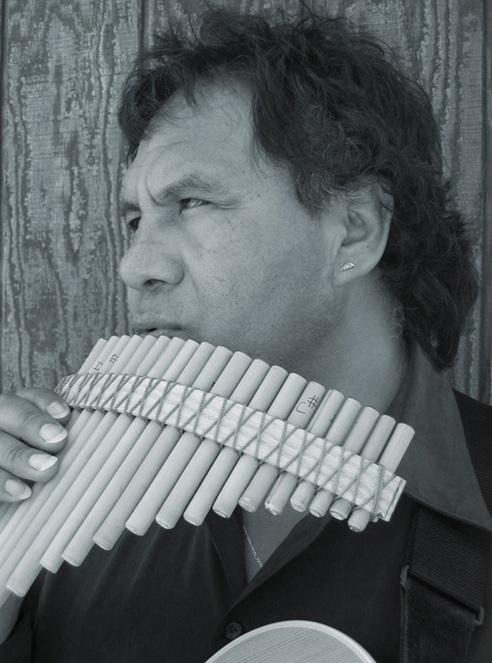 Karamanta Jamuyku    Andean Pan Flute Music