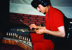 Alan Kushan Rumi Recording Sessions