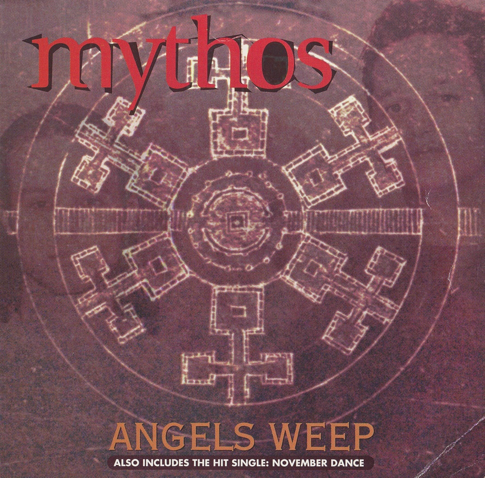 Angels Weep Mythos Special Edition EP - A 4 Song Special (rare & collectible) Release